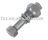Rear wheel hub bolt