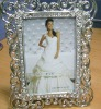 sliver photo frame,photo picture frame,acrylic photo frame