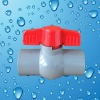 Pvc Small type Of Ball valve For Water Supply