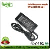Switching power supply ac adapter output 12V 5A Power Adapter For 110V- 240V AC 50/60Hz 2.1mm