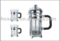 Promotion french coffee press set (TOP QUALITY)