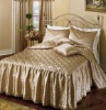 3pcs Polyester Jacquard Bedding Set