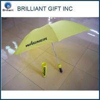 Promotion wine bottle shape umbrellas