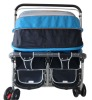 practical lightweight and easy folded modern twin baby stroller(808-1)