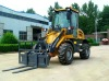 mini tractor loader with zl12f