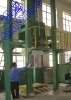 Tow baler for staple fiber production line
