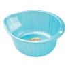 fashion irregular plastic basket