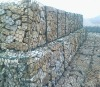 PVC Coated Sone Gabion Baskets(80X100mm)