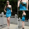 DORISQUEEN(DORIS) wholesale/agent/retail drop shipping new style fashional cocktail dresses short royal blue