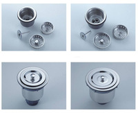 stainless steel kitchen sink drain parts FACTORY SALE