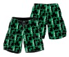 2012 fashion mens swim shorts