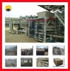 QFT6-16 Hydraulic Pressure Cement Block Making Machine 1000~1300 pcs/hr