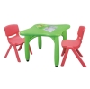 children plastic school furniture