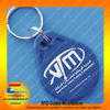 plastic key tag with chip