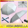 Promotional auto open and close folding umbrella