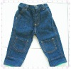 beautiful fashion baby  garment aby  Clothing  Trousers aby  long pants---baby  jeans