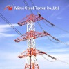 steel tower and steel structure