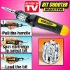 Bit Shooter Screwdriver