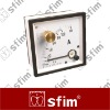 AC Ammeter with change-over switch