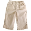 [LEAP][LEAP] girl's capri styling pants, adjustable waist.(child garment,kid wear)