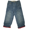 [LEAP]  boy's polar fleece lined jeans(Child garment,child wear)