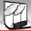 TWO 85W 5500K DIGITAL VIDEO PHOTO LIGHTING SET
