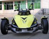 ATVs : 2010 Can-Am Spyder RS,single cylinder,ATVs : 2010 Can-Am Spyder 4 stroke, Water cooling, automatic with reverse