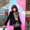 coat,ladies` coat,overcoar,outwear,fashion coat,free shjpping,SZ015