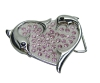 warm heart belt buckles (exquisite style)