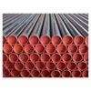 Seamless steel tubes for liquid service