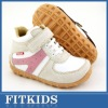 Kid shoe with durable TPR sole