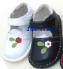 Baby Natural Leather Shoe J&c 11210
