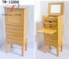 Jewelry storage cabinet-wooden cabinet(TW-13304)