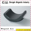 Hard Arc Segment Magnets for Electric Motors