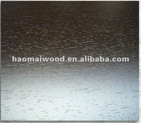white hdf/mdf crystal laminate flooring
