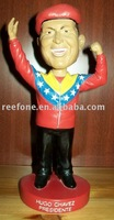 Hugo Chavez bobblehead bobble head figurines