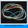 Colorful Silicon Rubber Necklace Bands