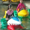 interesting aqua paddler