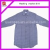 2012 popular low price grid of invertors men's shirts