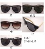 China hotsale custom fashion pure oem bamboo wood sunglasses