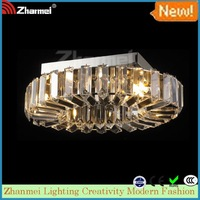 Top Fashion Crystal Flush Ceiling Lights