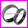 361L Stainless Steel Engagement Couple Rings JZ-571