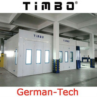 Body Repair Equipment Car Paint Booth TIMBO-803