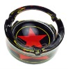 Custom Decorative glass ashtrays with any logo artwork GD-jc182