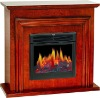 cherry imitation electric fireplace M18-JW04