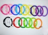 New Jelly ION Silicone Rubber Sports Watch Summer Wrist Bangle 13 Colours