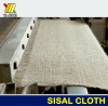 White Sisal Cloth