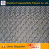 white plastic chain link fencing/11gauge wire mesh fence/chain link fence(factory)