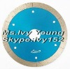 115mm Fish hook Diamond saw blade for ceramic tile cutting