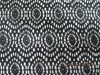 fashion nice flower polyester trimming lace fabric